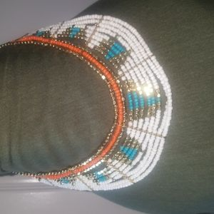 Jewelry - Choker Multicolor necklaces...